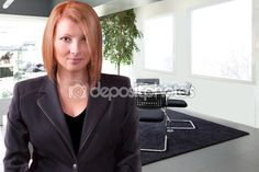 #Confident #Woman — #StockImage #55322711 #New #business #businesswoman #manager #office #stockphoto #Depositphotos