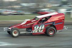 Art Lentini - 1986 - Fonda Speedway