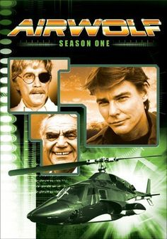 Airwolf As part of a deal for with a intelligence agency to look for his missing brother, a renegade pilot goes on missions with an advanced battle helicopter. Creator: Donald P. Bellisario Stars: Jan-Michael Vincent, Alex Cord and Ernest Borgnine 80 Tv Shows, Old Shows, Great Tv Shows, Tv Retro, Image Film, Cinema Tv, Vintage Television, Kino Film, Poster S