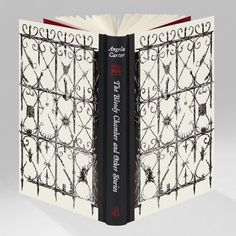 The Bloody Chamber and Other Stories by Angela Carter, illustrated by Igor Karash, winner of the second Folio Society/House of Illustration Book Illustration Competition