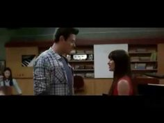 glee Rachel and Finn - Just can't stop loving you, YouTube