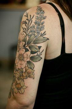 kirsten makes tattoos — California native plants for Lida. Thank you for… kirsten makes tattoos — California native plants for Lida. Piercing Tattoo, Botanisches Tattoo, Tattoo Trend, Make Tattoo, Body Art Tattoos, Sleeve Tattoos, Tatoos, Pretty Tattoos, Beautiful Tattoos