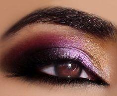 Karpaloa ja violettia luomilla