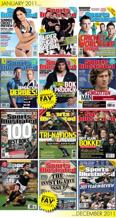Sports Illustrated SA Super Rugby, Sports Stars, Sports Illustrated, Cover, Illustration, Illustrations, Blanket