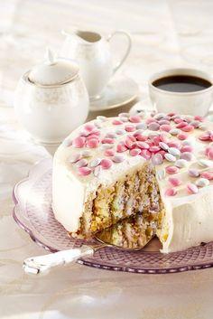Mango Cake, Tiramisu, Sweets, Baking, Koti, Ethnic Recipes, Desserts, Sweet Dreams, Sweet Pastries
