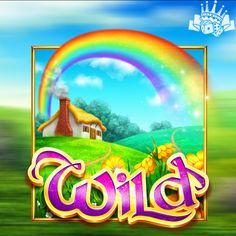 Pot Of Gold, Leprechaun, Slot, Ireland, Symbols, Rainbow, Let It Be, Illustration, Projects