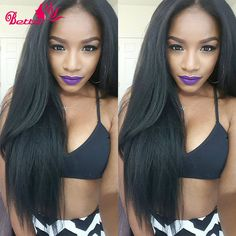 """7a African American Clip In Human Hair Extensions Brazilian Virgin Hair Straight Jet Black Remy Human Hair Clip In Extensions 100% human hair, Brazilian Remy Hair,clip in human hair extensions,16"""" 18"""" 20"""" 22"""" 24"""" Clip On Hair Extensions Real Human Hair,7 Piece/set,7a Clip In Brazilian Virgin Human Hair Extensions,100% human hair, Brazilian Remy Hair,Jet Black, 1#. If u need other colors, please contact us freely."""