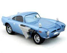 2014 Disney Pixar Cars 2 - Auto -Mattel 1:55 Cast