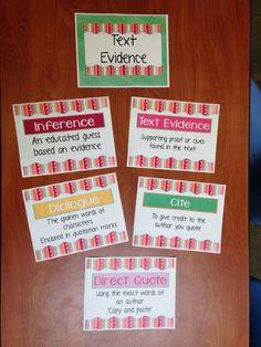 Bulletin board idea!