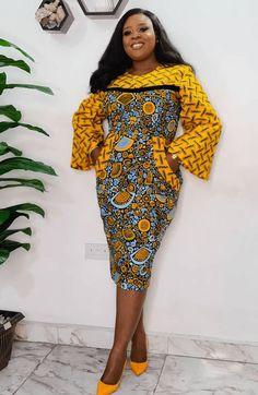 African Party Dresses, Short African Dresses, Ankara Short Gown Styles, Short Gowns, African Print Skirt, African Print Dresses, African Fashion Ankara, Latest African Fashion Dresses, Ankara Styles For Women