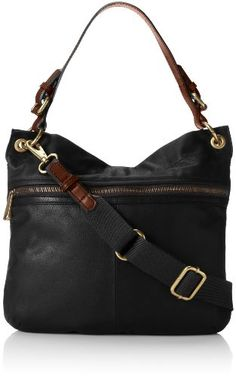 Fossil Explorer Hobo,Black,One Size