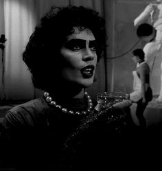 Super Seventies - Tim Curry in 'The Rocky Horror Picture Show' 1975
