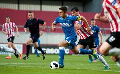 Limerick captain Shane Duggan admits he has been disappointed by his goals return this term, but he is hoping to build on his strike that came in the victory at Derry City on Friday night. More: http://www.limerickfc.ie/captain-keen-for-more-goal-gain-after-derry-delight