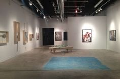 The University of Miami Gallery in Wynwood
