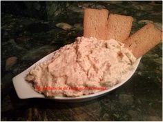 Recopilatorio de recetas : Mousse de atún en thermomix