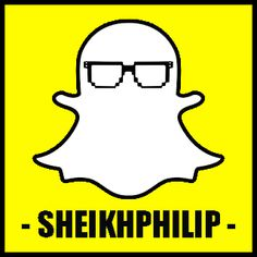 Username: sheikhphilip. For all the snappers.