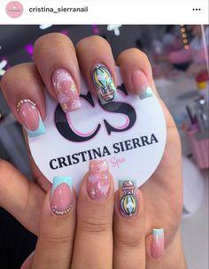 Rock Nails, Beauty Tips For Glowing Skin, Chic Nails, Nail Spa, Nails Inspiration, Pedicure, Acrylic Nails, Beauty Hacks, Nail Designs