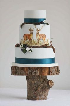 Amazing Wedding Cakes And Modern 2014 #wedding #cake #2014
