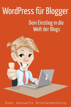 #WordPress für Blogger - 170 Seiten eBook kost nix!