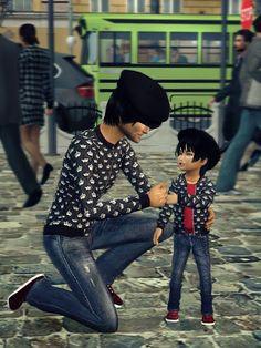 Sims2City: Dolce&Gabbana.Old stuff