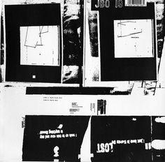 Underworld Record Sleeves - Graham Wood Work