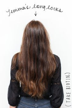 Biotin for long hair