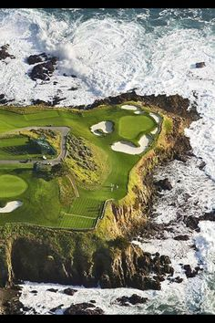 a dream for every golfer -- one weekend at Pebble beach #golf #exklusiv-golfen.de