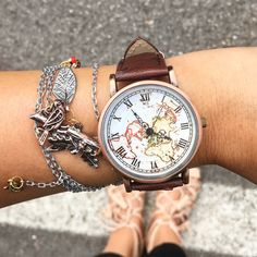 """WOODSTOCK WATCH WORLD  """" The world is a book and those who do not travel read only a page"""" Follow Your Dream and Take Your Time With This Woodstock Watch!  Shop: www.woodstockzambon.com  Instagram: https://www.instagram.com/woodstockzambonvalentina/ #woodstockzambon #woodstockwatchofficial #woodstocktime"""
