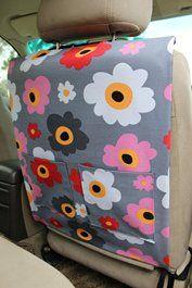 ReachMe - Shamozzle Kick Back Car Seat Protector