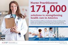 Nurse Practitioners: 171,000 solutions to strengthening health care in America. Learn about Duke's nurse practitioner program here: https://nursing.duke.edu/academics/programs/msn