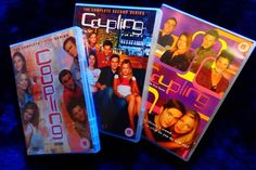 COUPLING - Series 1-3 (Dvd) BBC