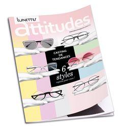 Magazine Lunettes Attitudes Printemps-Été 2018 offert chez votre opticien Maurice Frères (merci Agence 100% et Preview) #eyes #eyewear #fashion #tendances #glasses #lunettes #opticien #optician #optique #magazine #webzine