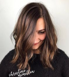 Medium+Messy+Side-Part+Hairstyle