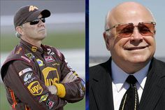 NASCAR champion Dale Jarrett and racing magnate Bruton Smith are among the five new nominees for next year's Hall of Fame class. Dale Jarrett, Nascar Champions, Nascar News, Race Cars, Pilot, Aviation, Mens Sunglasses, Racing, Sports
