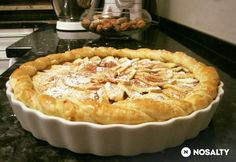 Fruit Recipes, Dessert Recipes, Cooking Recipes, Smoothie Fruit, Quiche, Hungarian Recipes, Winter Food, Breakfast Recipes, Bakery