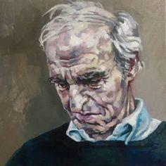 "Saatchi Art Artist Rogier Willems; Painting, ""Frits"" #art"