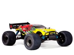 The scale Monsoon XTR nitro powered truggy is a versatile vehicle designed for both racing and bashing. The Monsoon XTR offers winning performance and a beg Kids Ride On Toys, Toys For Boys, Outdoor Toy Storage, Car Storage, Storage Ideas, Skateboard Storage, Mercedes Benz, Rc Cars For Sale, Dirt Bikes For Kids