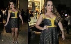 Carla Dias: Para andar bem vestida precisa pouco, apenas bom senso!