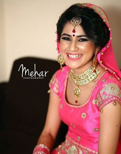 Candid Indian Wedding Photography – Charanbir   Shivsimran by Mehar Photography | http://www.indweds.com/photography/sikh-wedding-photographer/