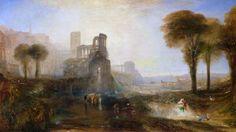 Joseph Mallord William Turner, Palais de Caligula