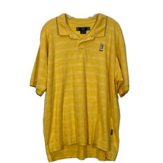 Idakoos Hashtag Palm Springs Bold Text Chest Stripe Polo Shirt