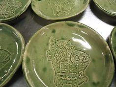 鯛車皿(tai_guruma dish)