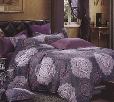 Find oversize Full comforter sets on sale to buy comforter online for cozy soft comforter sets. Consider Tyrian Purple Comforter sets in Full XL when you shop extra long Full bedding sets in Purple. The best comforters in Full XL, Purple comforter sets. Full Size Bed Comforter, Queen Size Comforter Sets, Purple Comforter, Purple Bedding Sets, King Comforter, Lavender Comforter, Purple Bedrooms, College Bedding Sets, College Comforter