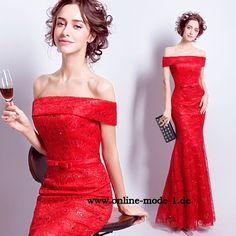 2017 Meerjungfrau Abendkleid Aniella