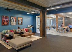 Inside Stripes San Francisco Headquarters