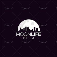 design exclusive movie film production logo Clever Logo, Unique Logo, Dream Logo, Film Logo, Double Sided Business Cards, Media Campaign, Letterhead Design, 1 Logo, Stationary Design