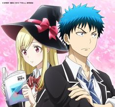 Image result for yamada-kun to 7-nin no majo ryu