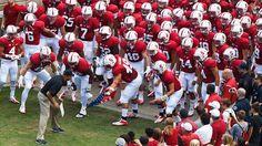Stanford University football team #stanford #football #sports #univerro Stanford University Football, Football Team, Sports, Hs Sports, Football Squads, Sport