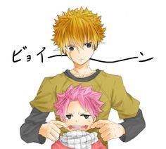 Laxus & Natsu