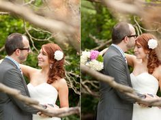Quirky Wedding. Bride and Groom. Lauryn Galloway Photography.